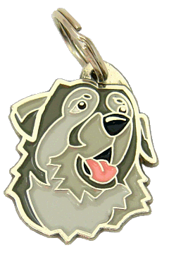 KARST SHEPHERD - pet ID tag, dog ID tags, pet tags, personalized pet tags MjavHov - engraved pet tags online